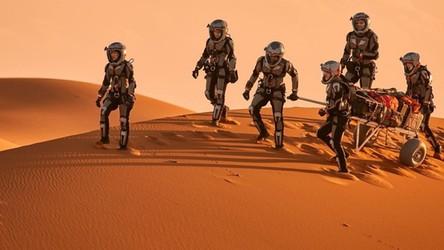 Musk uważa, że pierwsi na Marsie pojawią się twardziele, którzy nie wrócą na Ziemię