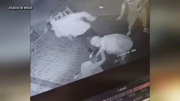 Brutalne pobicie przed sklepem w Radomiu. Będzie wniosek o Europejski Nakaz Aresztowania