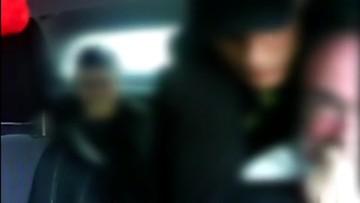 Grozili nożem i okradli. Wyrok za głośny napad na taksówkarza [WIDEO]