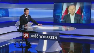 """Duda: pochodzę z krakowskiej inteligencji, """"krakówek"""" raczej na mnie nie głosuje"""