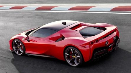 Tak niesamowicie przyspiesza Ferrari SF90. Oto moc silników elektrycznych [FILM]
