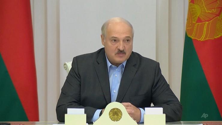 Rozpoczęło się spotkanie prezydentów Rosji i Białorusi
