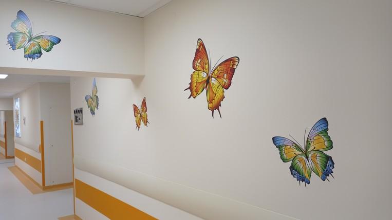Oddział Otolaryngologii Dziecięcej Szpitala w Rybniku zmienił się nie do poznania!