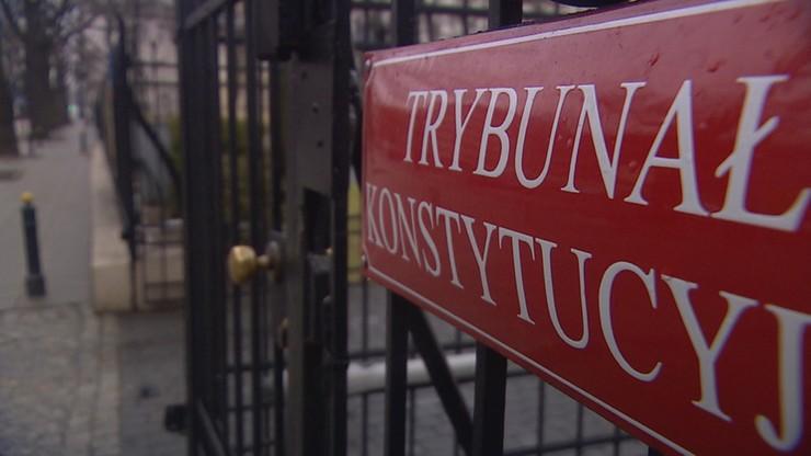 Opozycja będzie mogła zgłosić kandydatów do Trybunału Konstytucyjnego