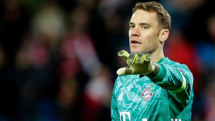 Neuer ma otrzymać ofertę z Premier League