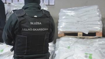 """Przemyt prawie 2 tys. kg kokainy z Kolumbii. """"Irańczyk odgrywał główną rolę"""""""