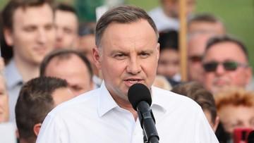 Żart z prezydenta. Pałac potwierdza autentyczność rozmowy z Rosjanami