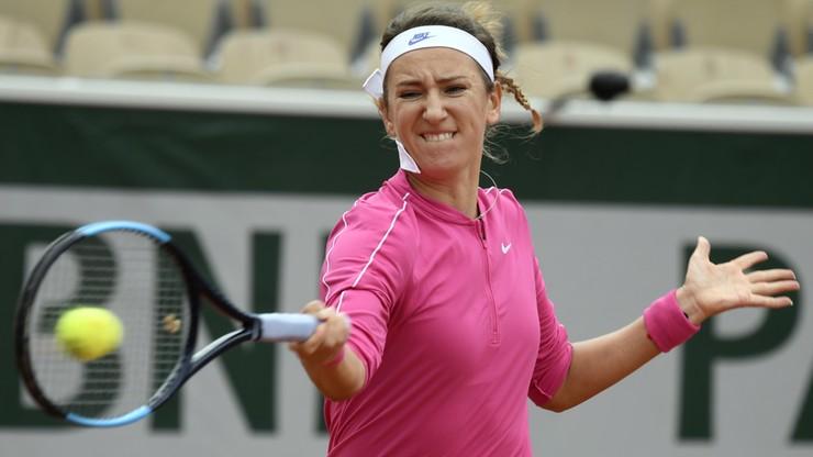 French Open: Finalistka US Open odpadła w drugiej rundzie