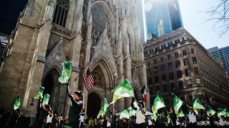 Parada św. Patryka przesunięta w czasie. To pierwszy raz od 250 lat
