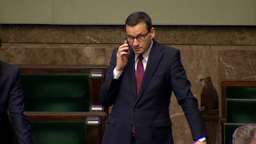 CBOS: prawie połowa Polaków pozytywnie ocenia rząd Morawieckiego