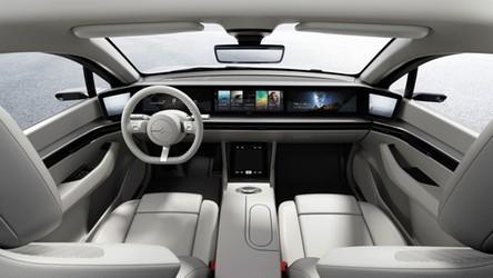 Sony zaskakuje na targach CES 2020 prezentacją swojego elektrycznego pojazdu