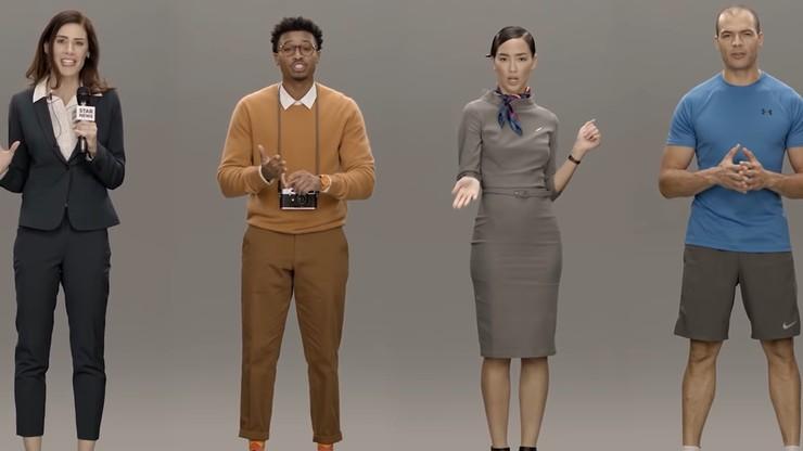 Zastąpią ludzi awatarami? Nowa technologia może wyeliminować żywych aktorów z telewizyjnych reklam