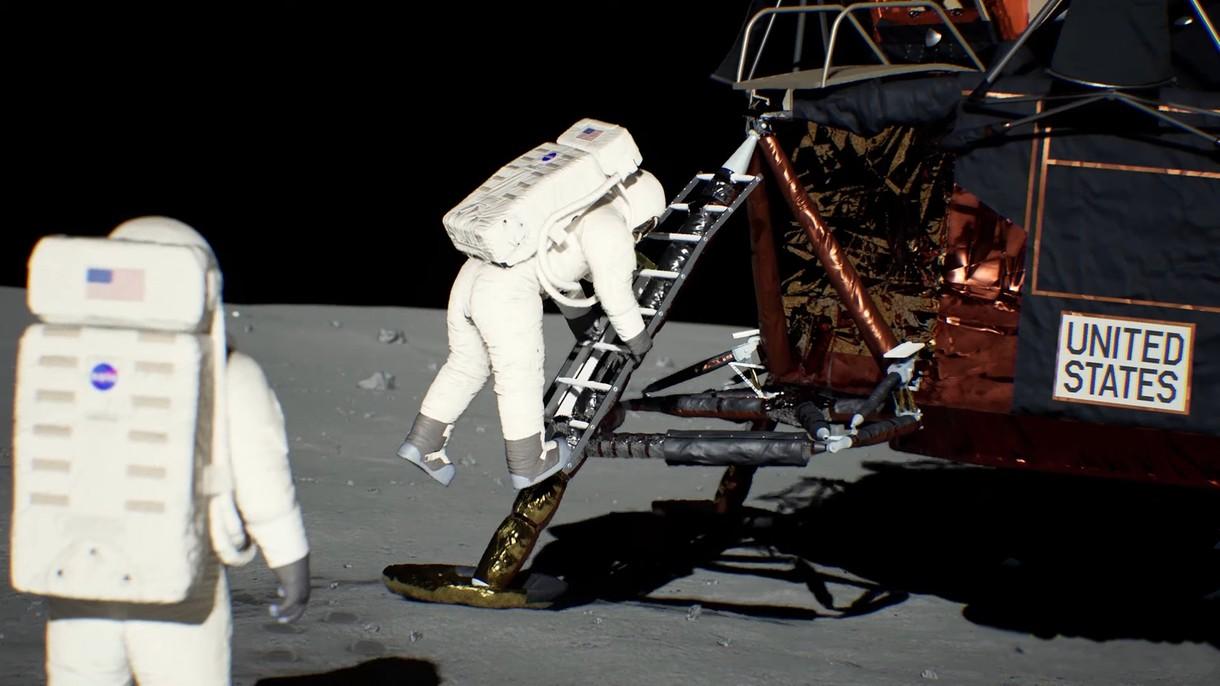 Czy można będzie sfałszować lądowanie Amerykanów na Księżycu w 2024 roku? [FILM]