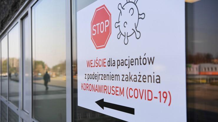 Kolejne przypadki zakażeń koronawirusem w Polsce