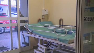 Pacjent z podejrzeniem koronawirusa w krakowskim szpitalu