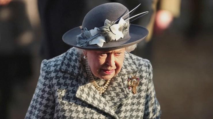 Wnuk królowej Elżbiety II rozstał się z żoną