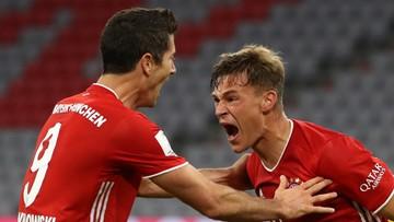 Kolejne trofeum Lewandowskiego. Bayern lepszy od Borussii
