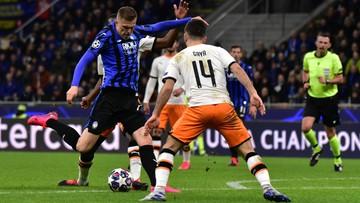 Liga Mistrzów: Sędziowie meczu Valencia - Atalanta zdrowi