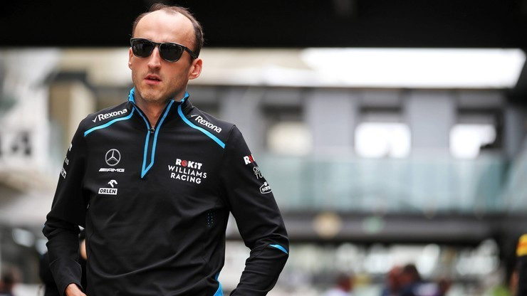 Formuła 1: Kubica w lutym na testach w Barcelonie