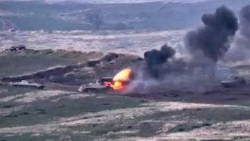 Eskalacja konfliktu wokół Górskiego Karabachu. Są pierwsze ofiary