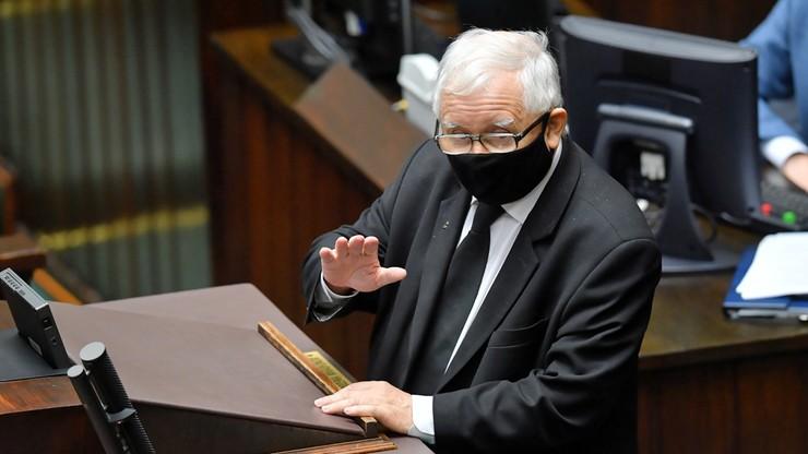 KO złoży wniosek o wotum nieufności wobec wicepremiera Kaczyńskiego