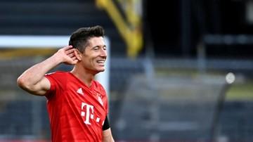 Bundesliga: Lewandowski zawodnikiem sezonu. Konkurencja daleko w tyle