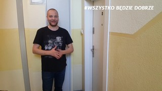 #wszystko będzie dobrze <br> Tomasz Radwaniec