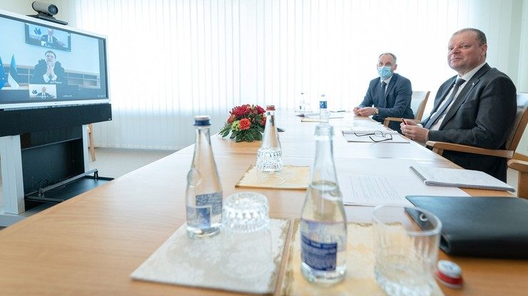 """Państwa bałtyckie otwierają granice dla swych obywateli. """"Mamy zaufanie do naszej służby zdrowia"""""""