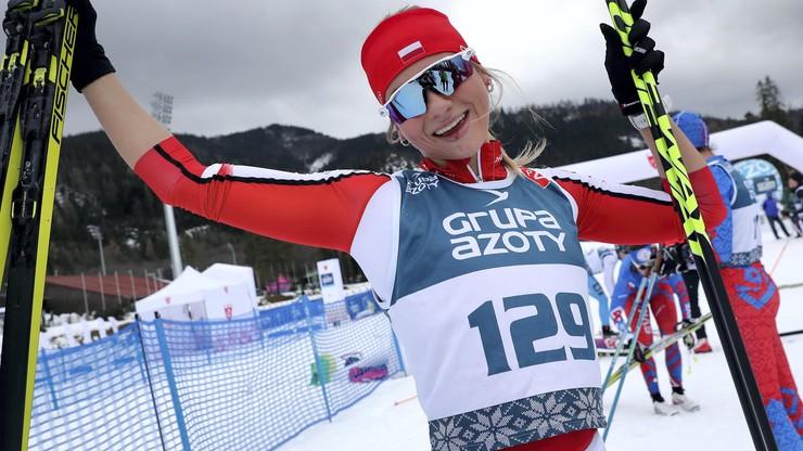 Narciarskie MŚJ: Kolejny medal Marcisz. Tym razem srebrny na 15 km