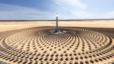 Saudyjczycy zbudują największy na Ziemi park solarny o mocy ponad 100 elektrowni jądrowych