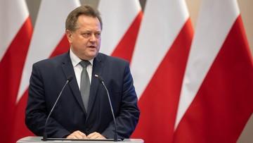 Jarosław Zieliński wiceszefem MON? Znamy odpowiedź