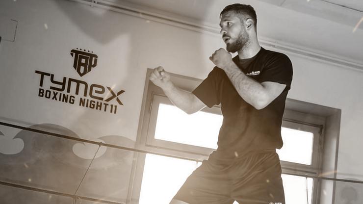 Tymex Boxing Night 11. Aybay przed debiutem na polskim ringu: Zakochałem się we Wrocławiu