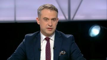 Gawkowski: Trzaskowski odpowiedzialny za to, że fekalia kolejny raz płyną do Wisły
