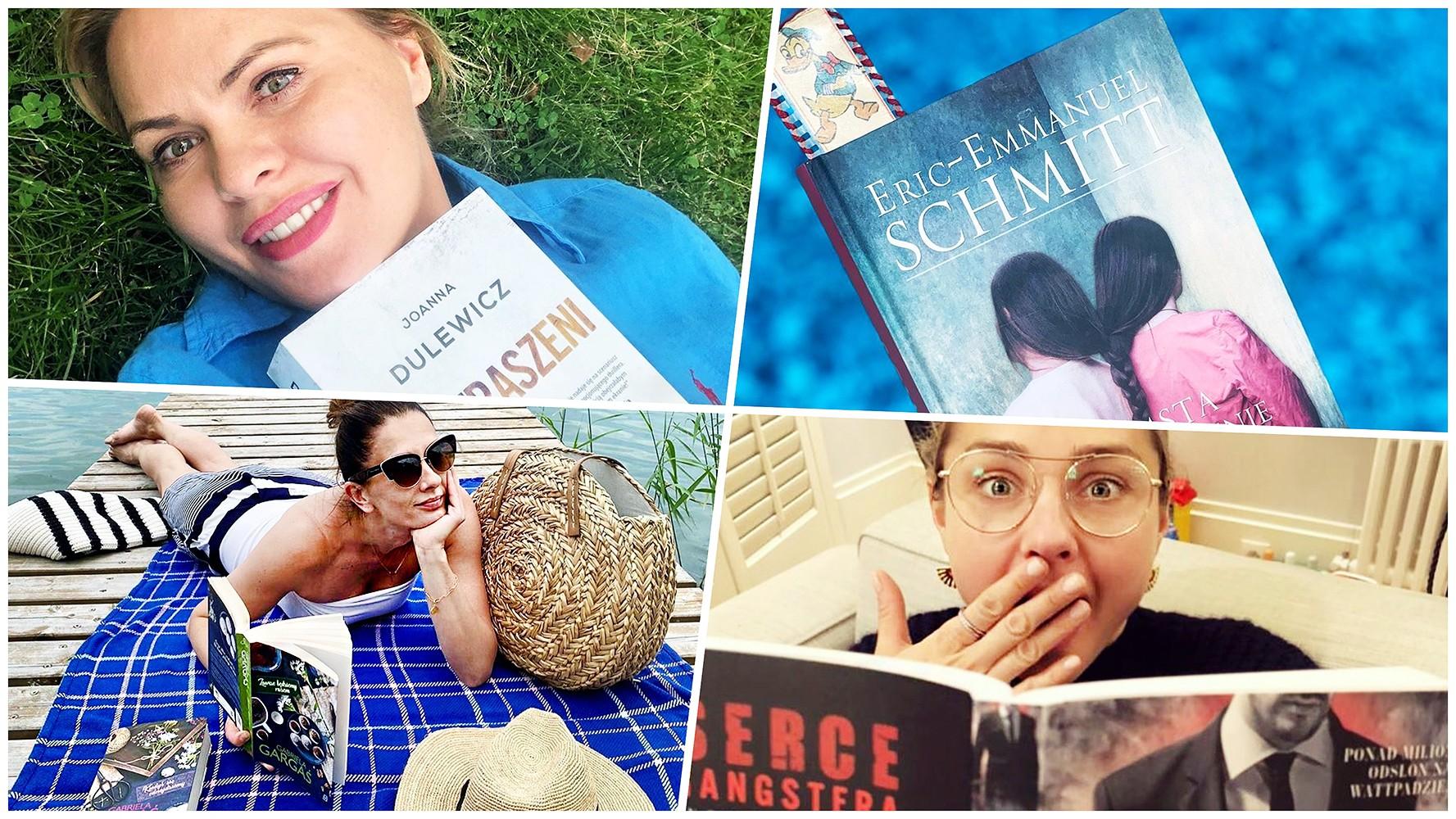 Zobacz, jakie książki polecają serialowe Przyjaciółki - Polsat.pl