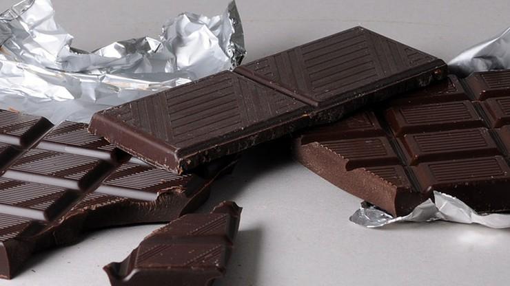 Złodzieje czekolady wynieśli towar wart ponad 2 tys. euro. Niemiecka policja ich nie znalazła