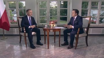 Andrzej Duda w PN: będą zmiany kadrowe w Kancelarii Prezydenta