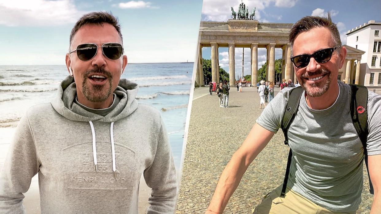 Co Krzysztof Ibisz robi na wakacjach?
