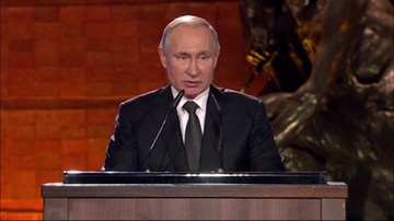 Przemówienie Putina w Jerozolimie o Polakach