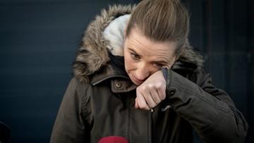 Duńska premier rozpłakała się na fermie norek
