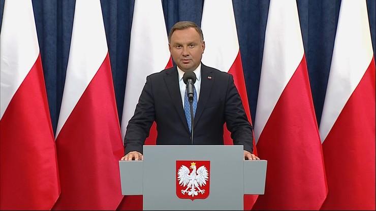 Rada Gabinetowa. Prezydent: w czasie epidemii koronawirusa w Polsce nie zmarło ani jedno dziecko