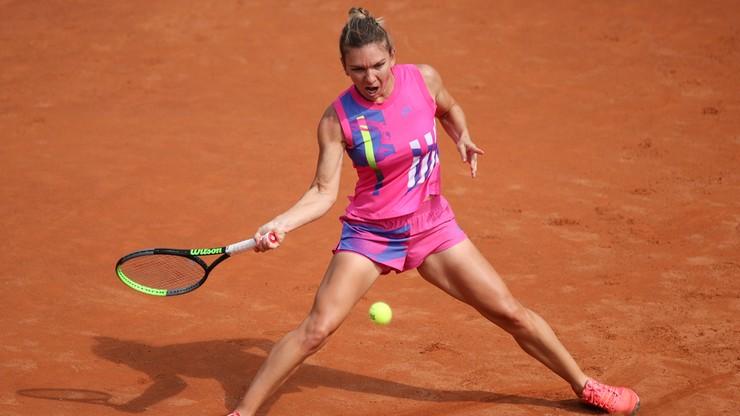 WTA w Rzymie: Simona Halep awansowała do półfinału