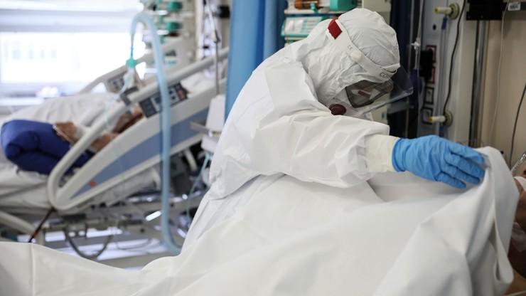 Nowe przypadki koronawirusa w Polsce. Ponad 600 kolejnych ofiar