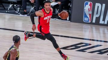 NBA: Hojny gest Russella Westbrooka wobec pracowników hotelu