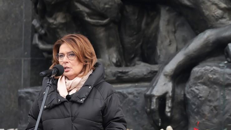 Kidawa-Błońska: musimy przypominać do czego zdolny jest człowiek, który kieruje się nienawiścią