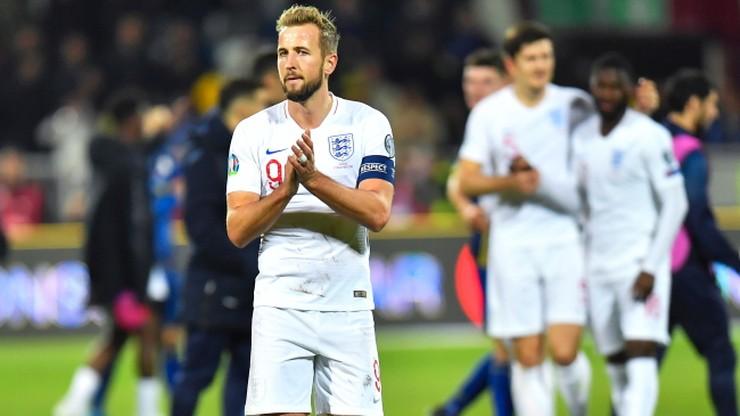 El. Euro 2020: Kane królem strzelców eliminacji