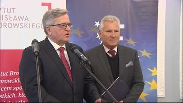 """Byli prezydenci apelują ws. pracujących w Polsce Ukraińców. """"Oderwać się od złej pokusy"""""""