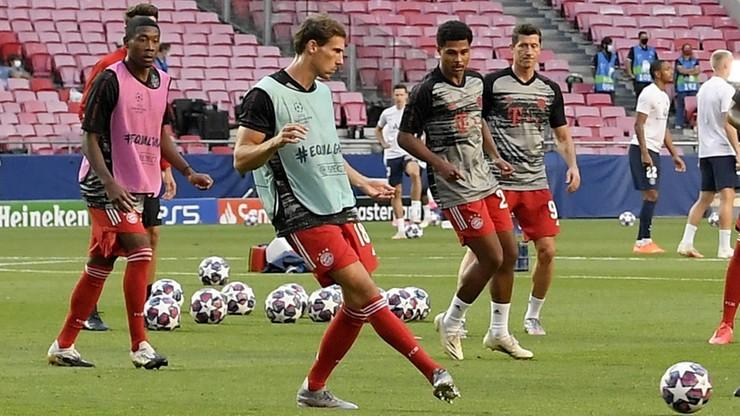 Robert Lewandowski już po urlopie. Piłkarze Bayernu wrócili do pracy