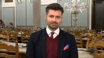 """Śmiszek porównuje sytuację w Polsce do Białorusi. """"Nie uważam, że to przesada"""""""