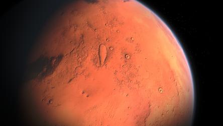 Starożytny Mars niekoniecznie był ciepły i mokry, raczej pokryty grubym lodem