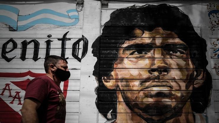 Diego Maradona nie żyje? Przecież Bogowie nie umierają